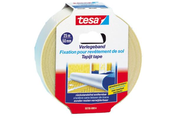 TESA Verlegeband 50mmx25m 557350001 non-permit
