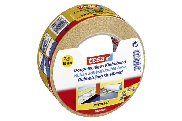 TESA Doppelklebeband 50mmx25m 561720000
