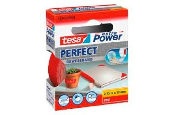 TESA Extra Power Perfect 2.75mx19mm 563410003 Gewebeband....