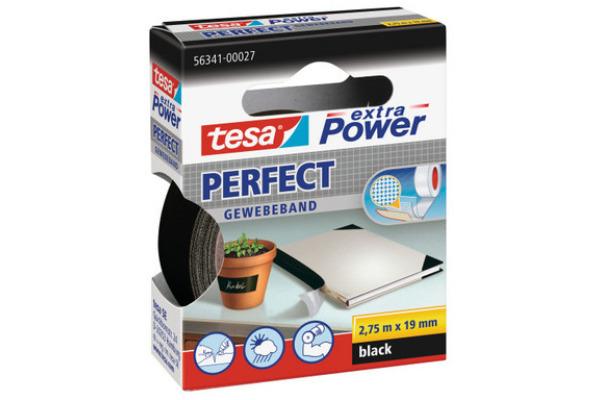 TESA Extra Power Perfect 2.75mx38mm 563430003 Gewebeband....