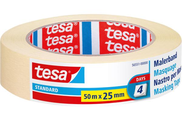 TESA Malerkrepp Standard 565510000 50mx25mm