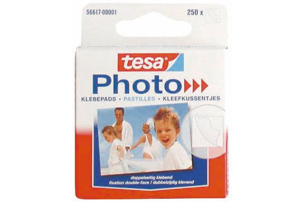 TESA Photo Klebepads 566170000 250 Stück