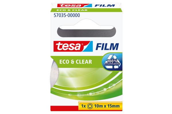 TESA Film Eco Clear 15mmx10m 570350000
