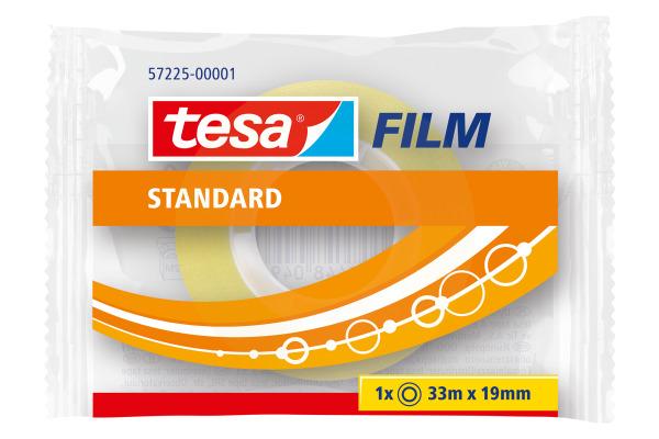 TESA Klebeband 19mmx33m 572250000 transparent
