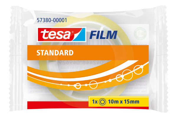 TESA Klebeband standard 15mmx10m 573800000