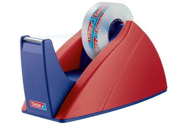 TESA Tischabroller EasyCut 33mx19mm 574210000 rot/blau