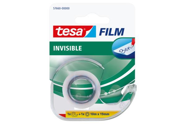 TESA Klebeband invisible 19mmx10m 576600000 1 Stück
