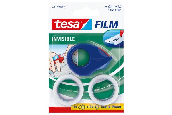 TESA Klebeband Mini 19mmx10m 578570000 2 Rollen