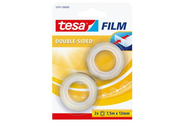 TESA Klebeband tesafilm 12mmx7.5m 579110000...