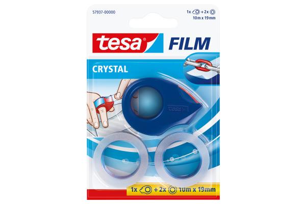 TESA Tape Crystal Mini 19mmx10m 579370000 2 Stück