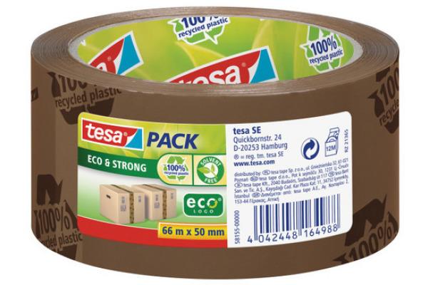 TESA Tesapack eco&strong 50mmx66m 581550000...