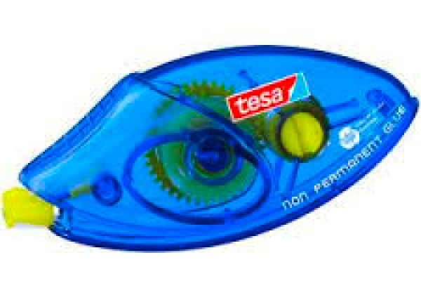 TESA Kleberoller ecoLogo 591900000 non-permit 8.4mmx8.5m