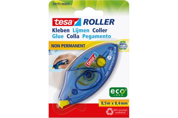TESA Einweg-Kleberoller 591910000 8,4mmx8,5m non-permit