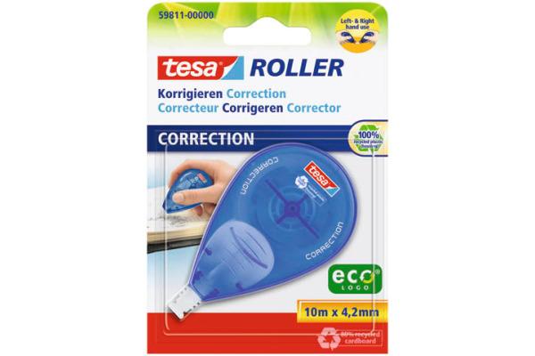 TESA Korretkurroller 598110000 4,2mmx10m Blister
