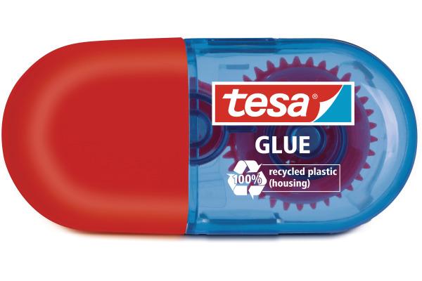 TESA Mini Kleberoller 6mx5mm 598190000 ecoLogo permanent