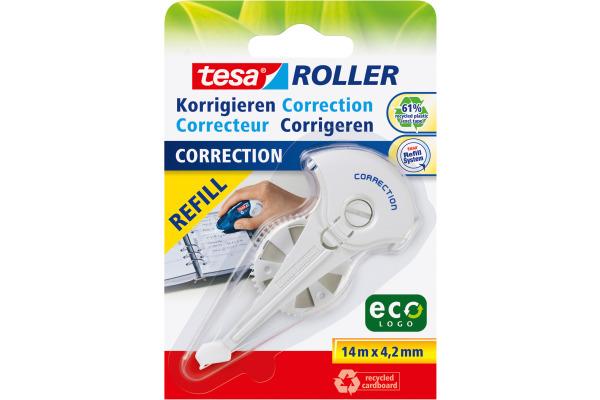 TESA Korrekturroller Refill 599760000 4,2mmx14m Blister