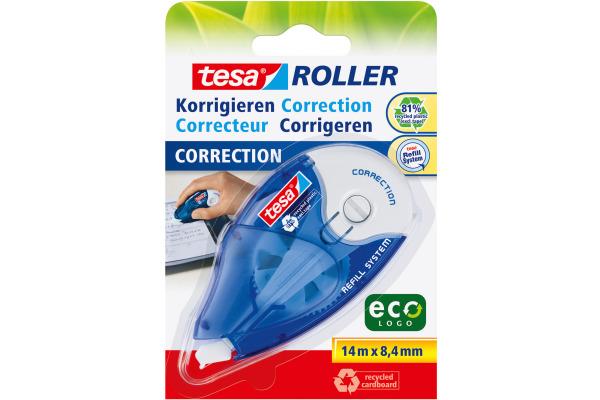 TESA Korrekturroller Refill 599810000 8,4mmx14m Blister