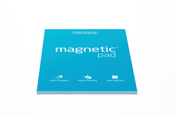 TESLA AM. Magnetic Pad A4 35 blue 50 Blatt