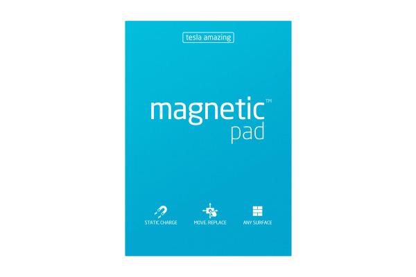 TESLA AM. Magnetic Pad A3 43 blue 50 Blatt