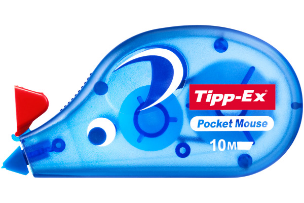 TIPP-EX Pocket Mouse 8207892 4,2mmx10m