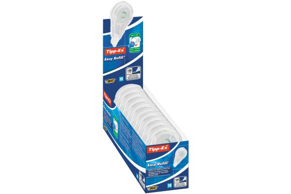 TIPP-EX Refill Kassette 5mmx14m 879435 f. Ecolution Easy...