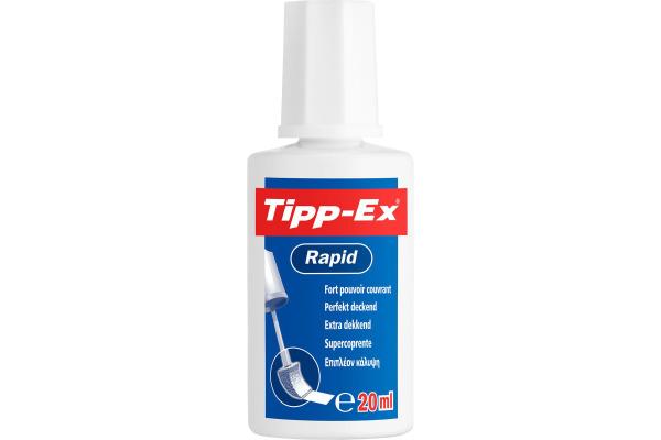 TIPP-EX Korrekturfluid Rapid 20ml 885.9932...