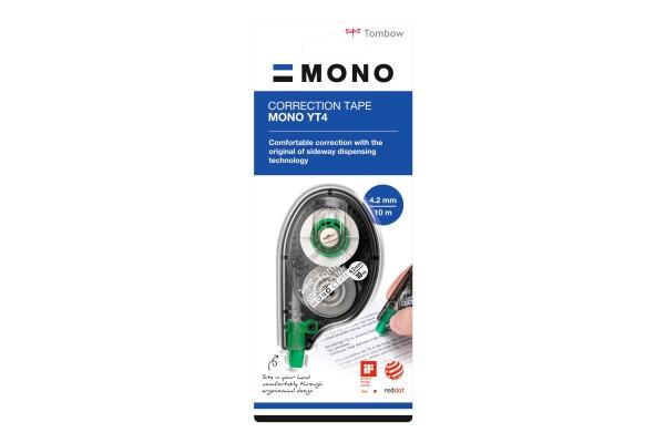 TOMBOW Korrekturroller 4.2mmx10m CT-YT4 Mono