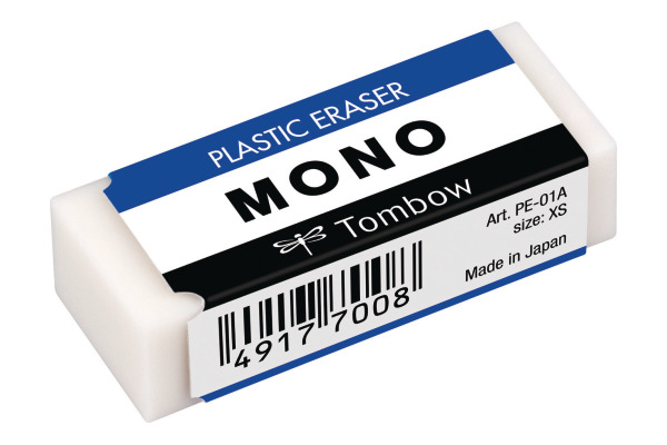 TOMBOW Radierer MONO XS 11g PE-01A