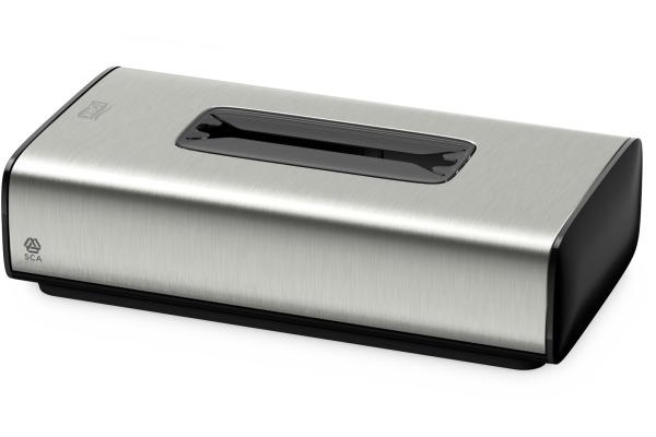 TORK Kosmetiktuch Spender F1 460013 Inox 256x136x67mm