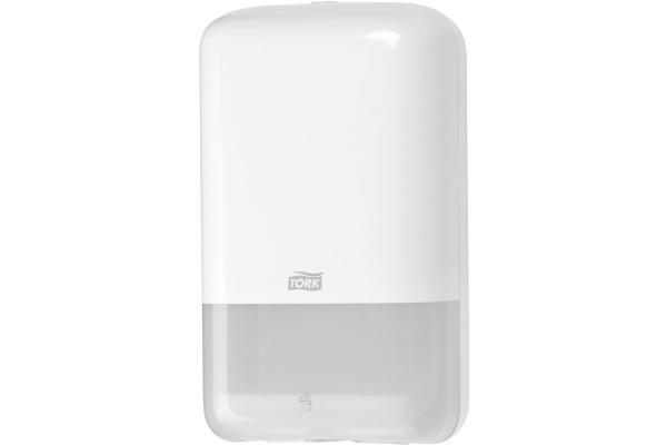 TORK Toilettenpapier Spender T3 556000 weiss 271x159x128mm