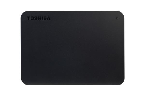 TOSHIBA HDD CANVIO Basics 2TB HDTB420EK USB 3.0 2.5 inch black