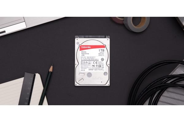 TOSHIBA Slim Laptop PC HDD L200 1TB HDWL110EZ internal, SATA 2.5 inch