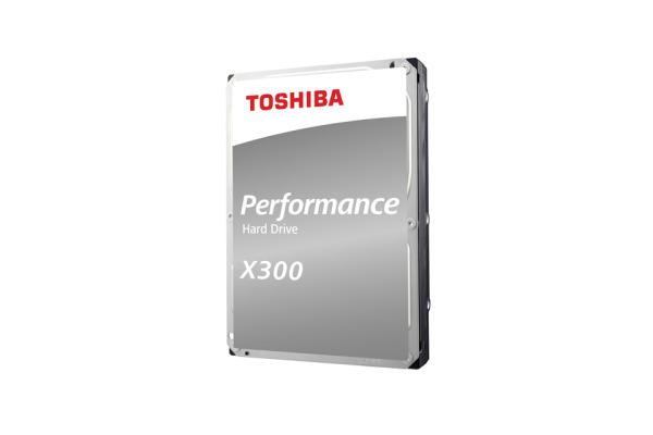 TOSHIBA HDD X300 High Performance 10TB HDWR11AUZ internal, SATA 3.5 inch BULK