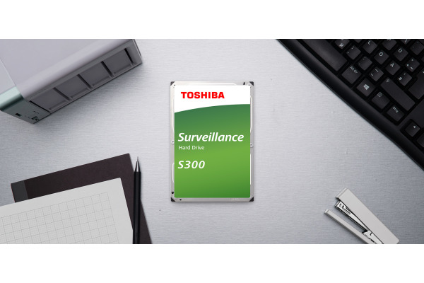 TOSHIBA HDD S300 Surveillance 10TB HDWT31AUZSVA internal, SATA 3.5 inch BULK
