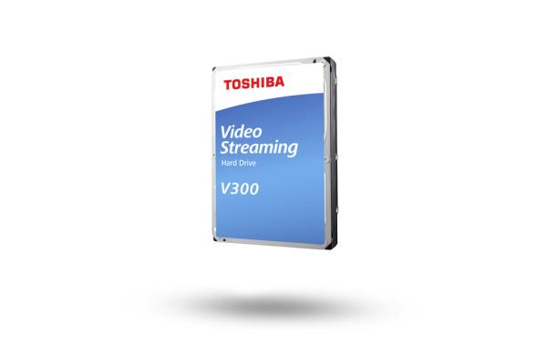 TOSHIBA HDD V300 Video Streaming 2TB HDWU120UZSVA internal, SATA 3.5 inch BULK