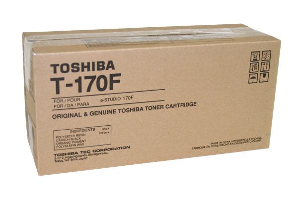 TOSHIBA Toner schwarz T-170 E-Studio 170