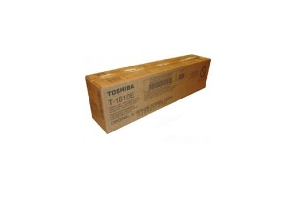 TOSHIBA Toner schwarz T-1810E E-Studio 181 5000 S.