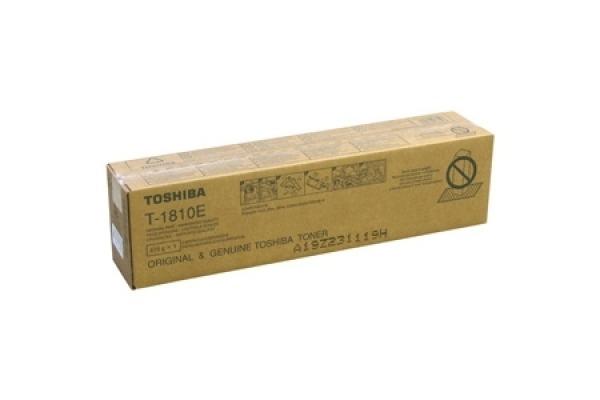 TOSHIBA Toner schwarz T-1810HC E-Studio 181 24´000 S.