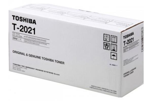 TOSHIBA Toner schwarz T-2021 E-Studio 203S