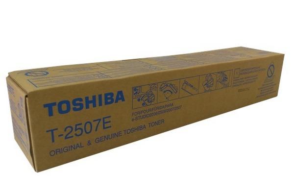 TOSHIBA Toner schwarz T-2507E E-Studio 2007 12´000 S.