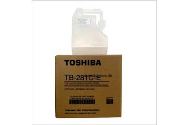 TOSHIBA Resttonerbehälter  TB-281C E-Studio 281c/451e