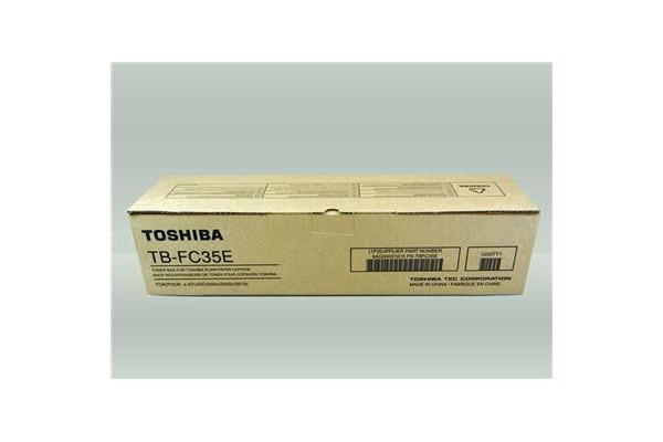 TOSHIBA Resttonerbehälter  TBFC35E E-Studio 2500C