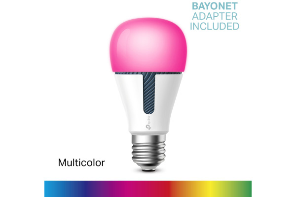 TP-LINK KL130(EU) LED Birne Smart  WiFi A19, dimmbar, 220-240V