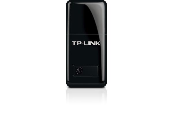 TP-LINK Wireless-N Mini USB Adapter TLWN823N 300Mbps