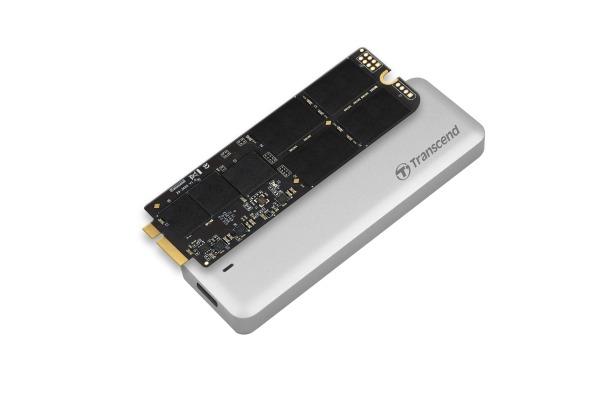 TRANSCEND JetDrive 720 int. SSD 240GB TS240GJDM SATA3 MB Pro Ret 13(2012-13)