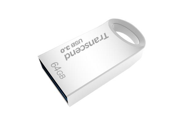 TRANSCEND JetFlash 710S 64GB TS64GJF71 Silver USB 3.0