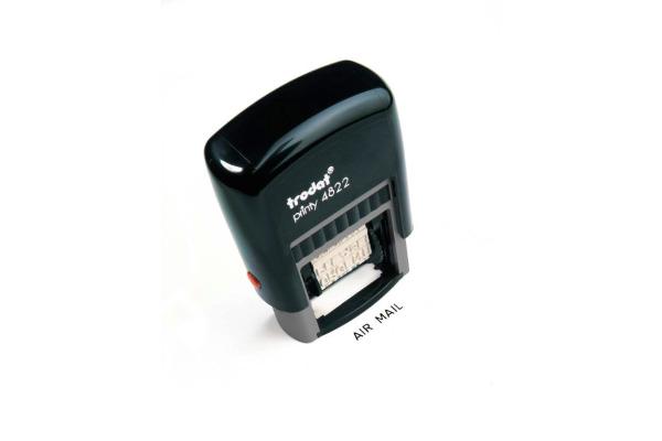 TRODAT Mehrtextstempel 4822E-EK-SC 4mm E