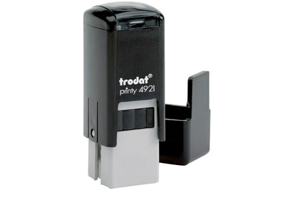 TRODAT Stempel A-Post 4921L schwarz 8 mm