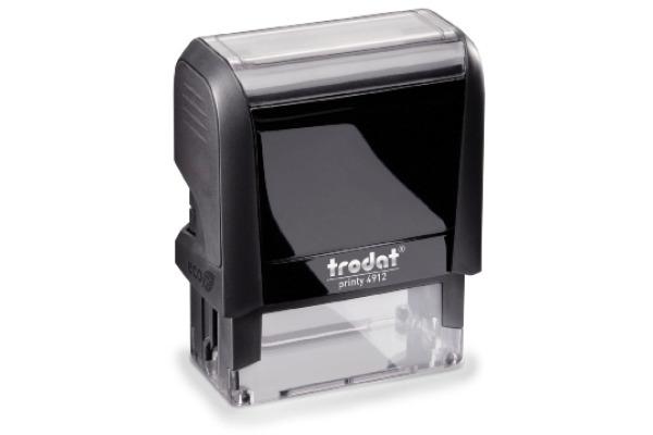 TRODAT Stempel Printy M4912SC 5 Zeilen 47x18mm