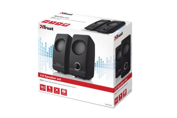 TRUST Speaker Set Remo 17595 2.0